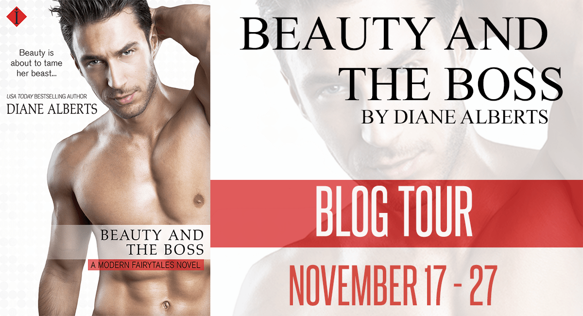 Blog Tour: Beauty and the Boss by Diane Alberts