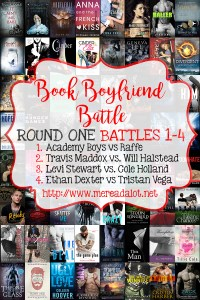 Book Boyfriend Battles 1-4