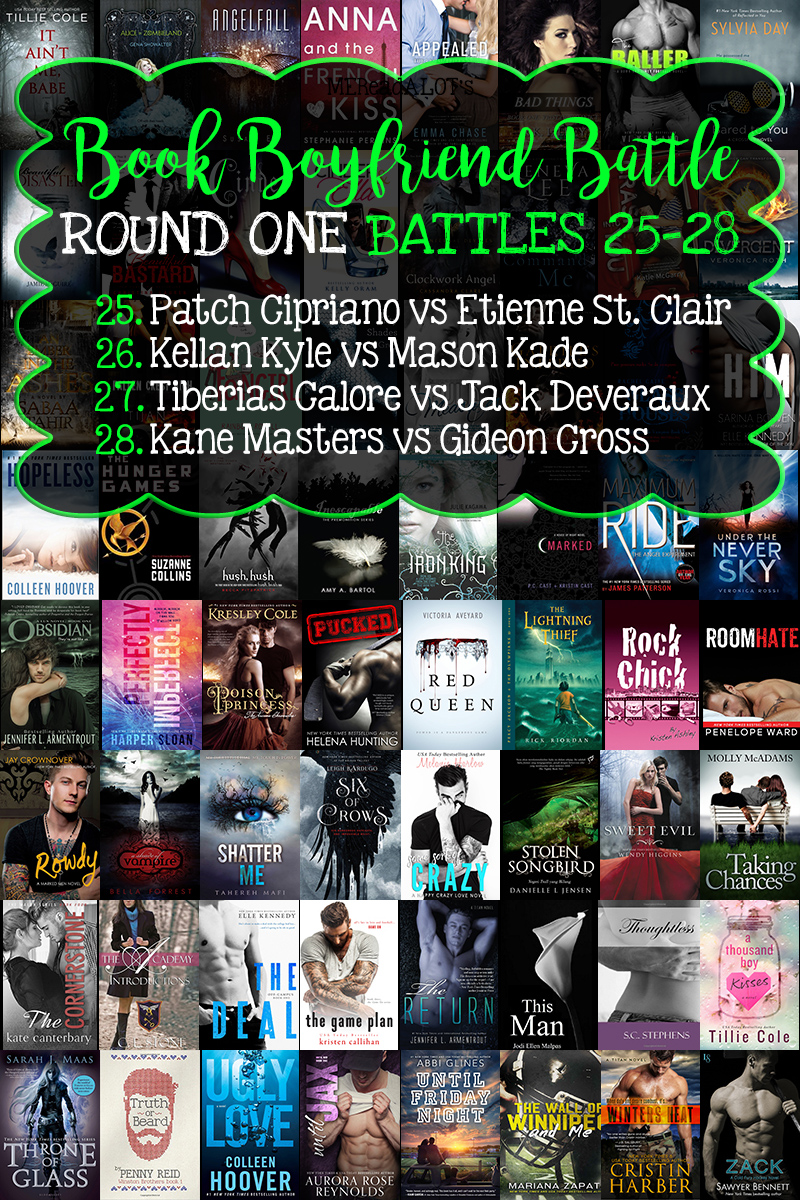 Book Boyfriend Battles 25-28