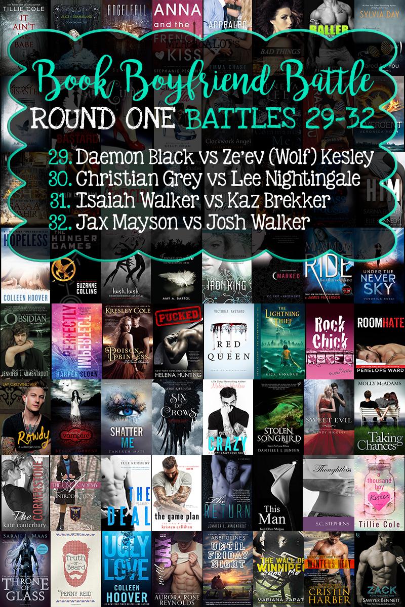 Book Boyfriend Battles 29-32