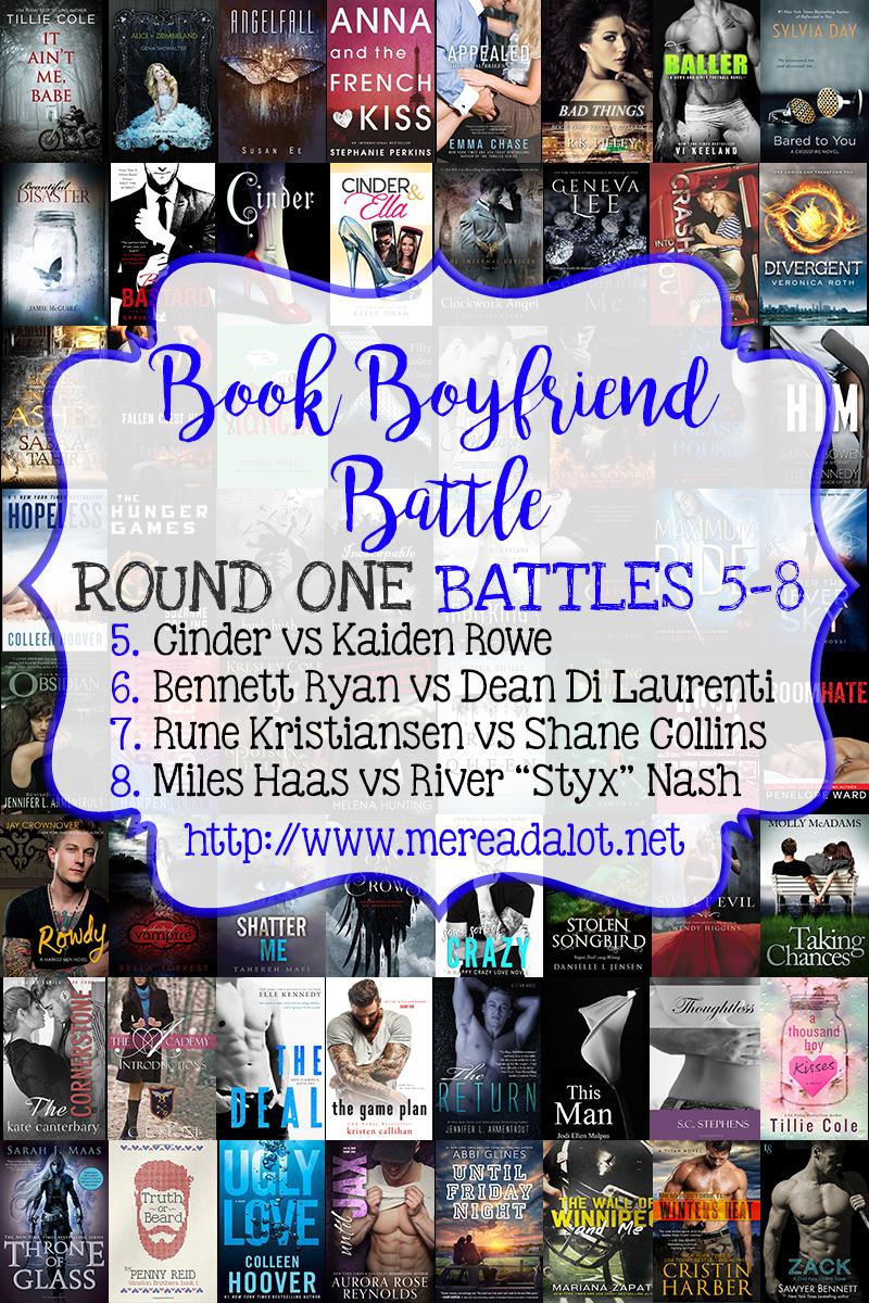 Book Boyfriend Battles 5-8