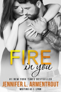 Book Review: Fire In You by J. Lynn + Giveaway!