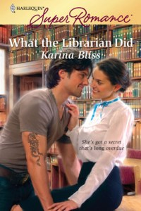What the Librarian Did by Karina Bliss: Book Review + ASMR Librarian Role Play