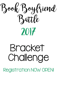 Book Boyfriend Battle 2017 BRACKET CHALLENGE!