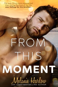 Cover Reveal: From This Moment by Melanie Harlow (+Countdown Widget)