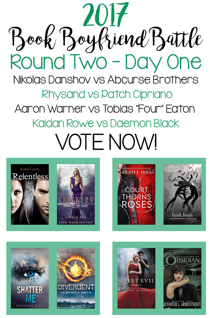 Book Boyfriend Battle - Second Round - Day One
