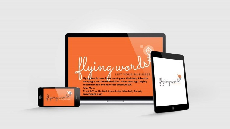 flying-words-logs-on-mobile-pc-and-tablet-2-1536-x-768-with-alex-review-overlay