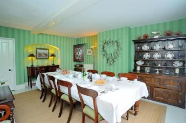 Castleton House Dining Room