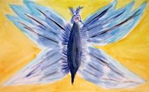 dessin papillon