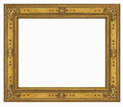 One Inch Picture Frame