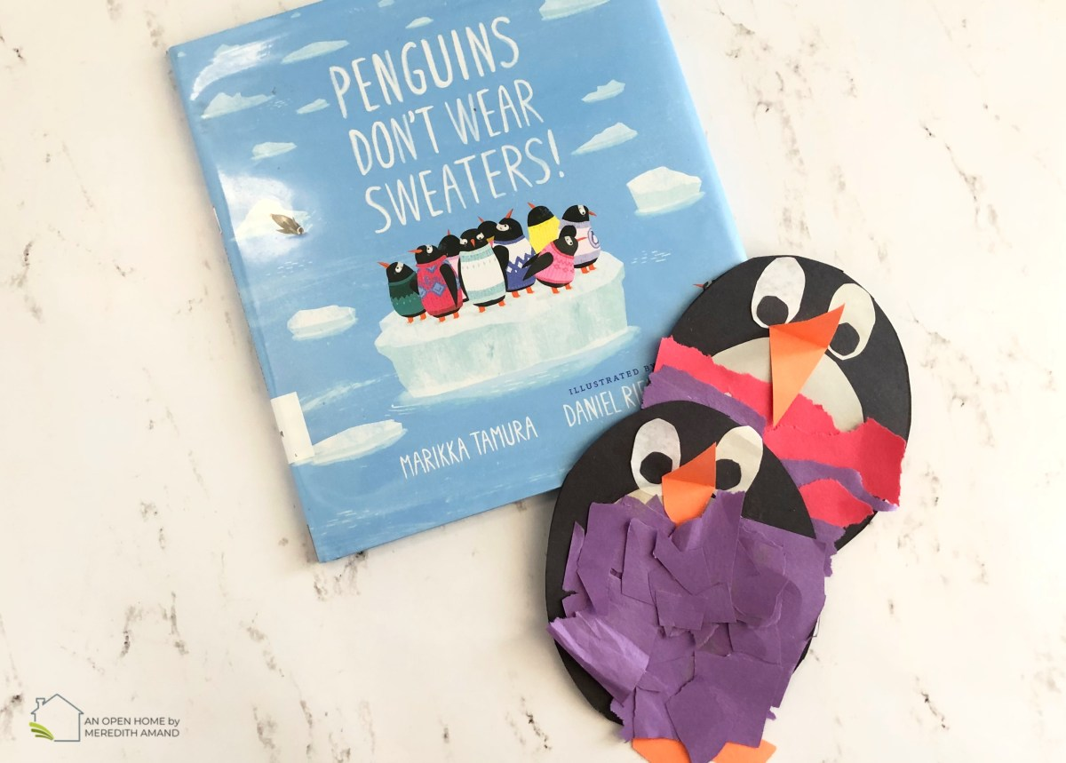 Lunchtime Book Club for Preschoolers