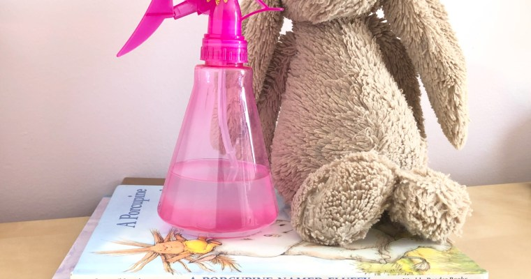 Sweet Dreams Pillow Spray for Kids