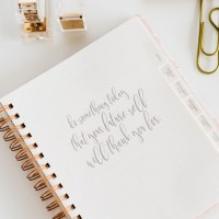 75 Lists to Keep in Your Planner