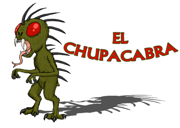Image result for Chupacabra