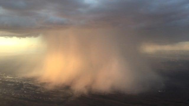 Crews work to restore power after microburst slams Wittmann  Arizonas Family