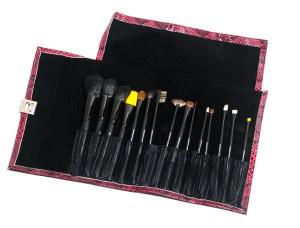 makeup brush set, pageant makeup