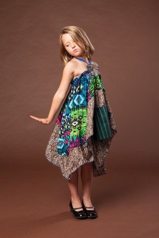 Creative direction and Public Relations for Compassion Fashion by Meredith Corning. Photo by Bobby Haws.