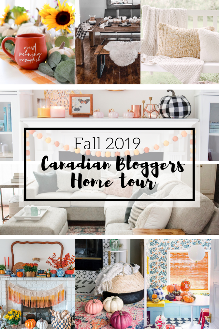 Fall 2019 Canadian Bloggers Home tour (1)