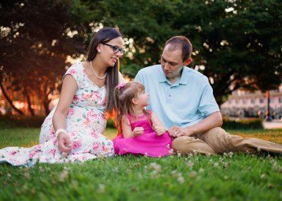 Family and Maternity Photography in Norfolk Virginia, Pagoda Garden