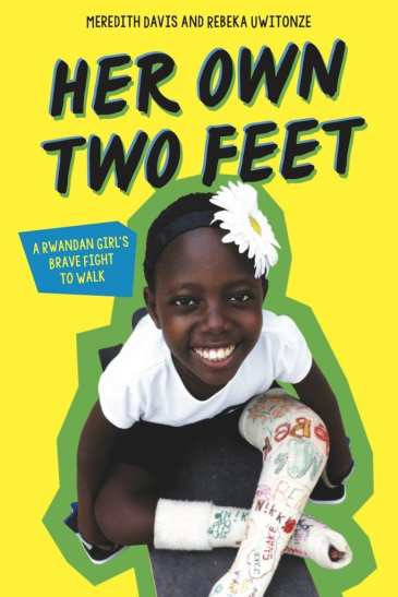 Her Own Two Feet by Meredith Davis and Rebeka Uwitonze