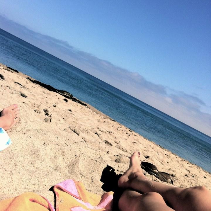 mer, liz beach