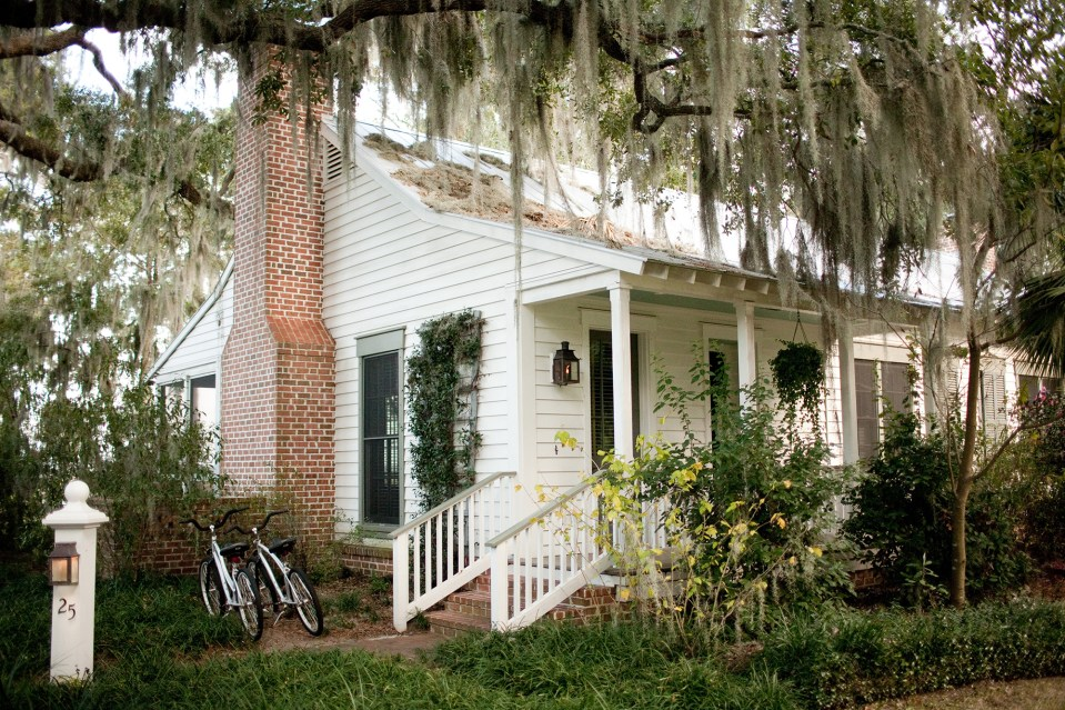 Palmetto Bluff Cottage by Meredith Perdue