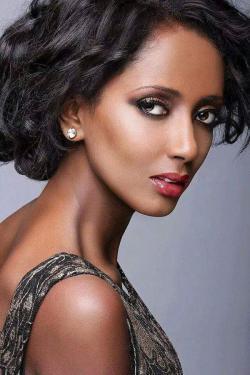 Miss Universe Ethiopia 2014 contestant Hiwot Bekele