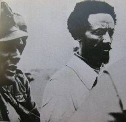 The execution of Ras Desta Damtew – 1937