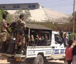 Heavily armed soldiers deployed in Dire Dawa, eastern Ethiopia, to crackdown on student protests