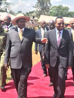 President Yoweri Museveni awarded the highest Award of Uganda – The Pearl of Africa Grand  ...