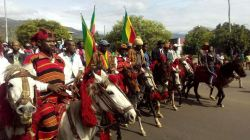 Arbaminch demonstration in support of reform in Ethiopia – 8 July 2018