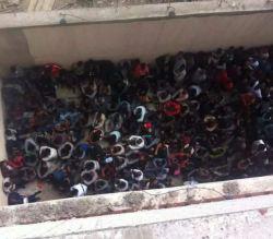 Arbitrary mass arrest of Addis Ababa youth