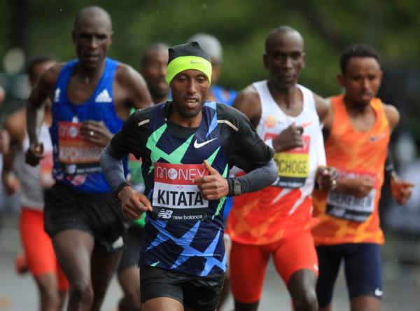 Ethiopia's Shura Kitata wins London Marathon [video]