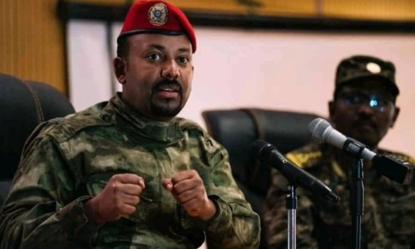 PM Abiy urging Ethiopian army speedily finish manhunt for remnant TPLF leaders