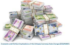Tigray region gets extra time to change old official currency (birr)