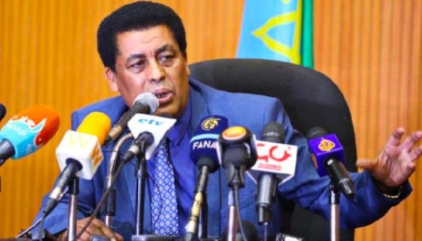 Sudan must withdraw from Ethiopia's territory ahead of negotiation- Ethiopia's Foreign Ministry