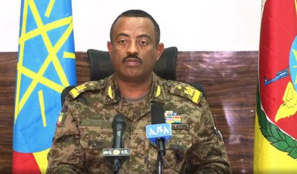 At least four killed, nine captured in offensive against TPLF officials