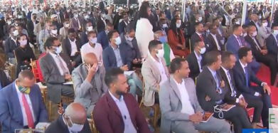 Amhara Bank has officially been inaugurated with a subscribed capital of eight billion birr (Video)