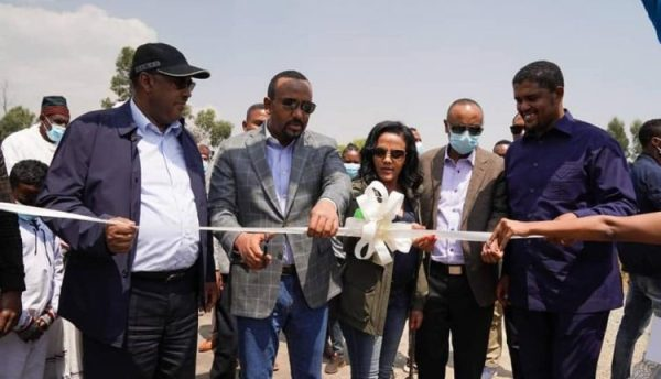 """""""You were discarded and subjected to imposition"""" – PM Abiy tells the people in Wellega (video)"""