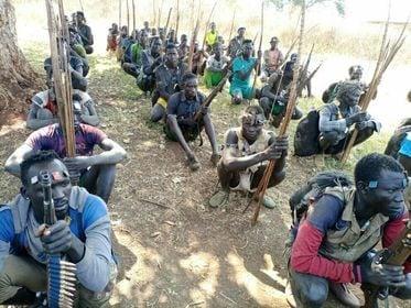 120 bandits who were behind  killing of more than 1000 civilians in  Benishangul- Gumuz  Region surrendered