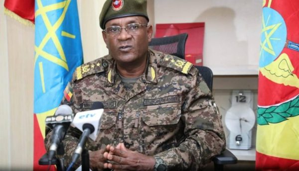 Ethiopian army general dismisses allegations over entry of Eritrean troops in Tigray