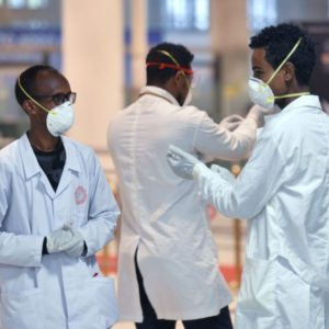 Ethiopia is facing a dire shortage of intensive-care beds and ventilators as COVID-19 cases rise in the country – Ethiopian Public Health Institute