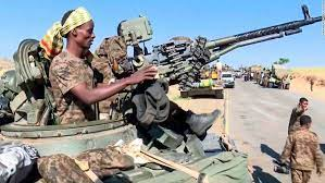 At least 80 TPLF's troops killed in a counter offensive by National Defense and Amhara Special Forces in Ethiopia's southern Tigray