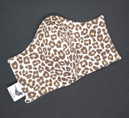 Mondmasker luipaard