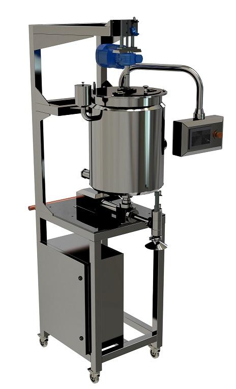 Dosificador industrial alimentación ME-603