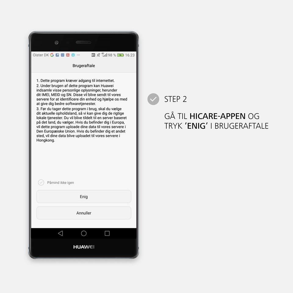 Nu kan du opdatere Huawei P9 til Android 7.0 Nougat