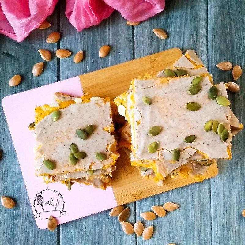 snacks de calabaza