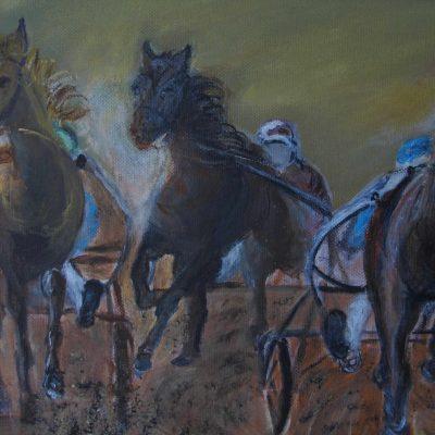 Course 3 chevaux