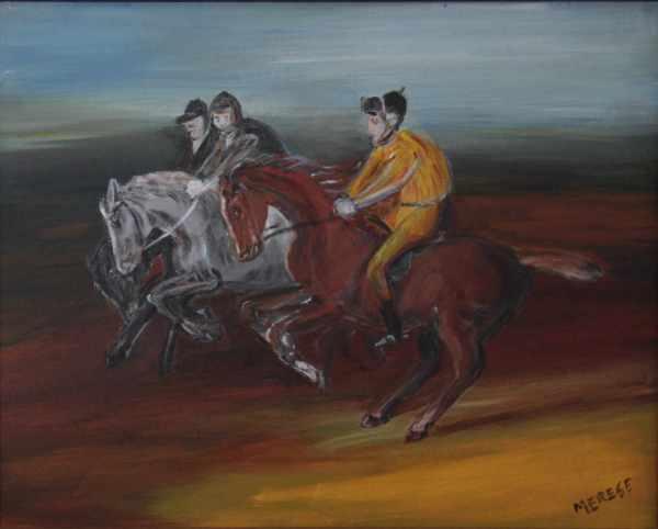 3 Jockeys