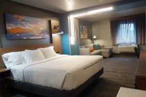 La Quinta King Suite